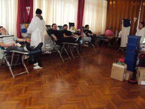 Dobrovoljno darivanje krvi- siječanj 2017.