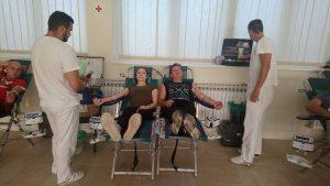 Dobrovoljno darivanje krvi ( kolovoz 2017.)-GDCK D.Stubica