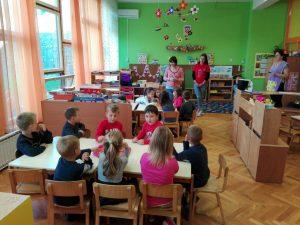 Radionice u dječjim vrtićima
