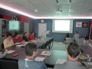 """Prezentacija projekta """"Znak sigurnosti Hrvatskog Crvenog križa"""""""