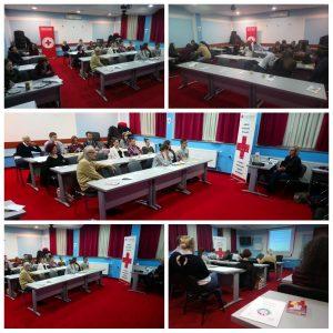 Osnovni stupanj edukacije volontera HCK-GDCK D.Stubica
