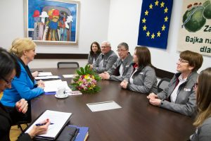 Susret s predsjednicom Republike Hrvatske