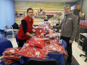 Nabava jakni za Gradska društva Crvenog križa