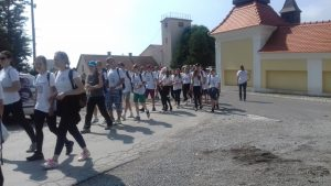 Edukativno pješačenje na Belecgrad