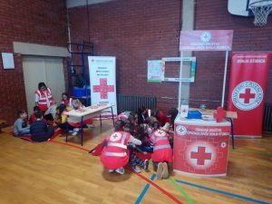 Prezentacija prve pomoći u OŠ Oroslavje