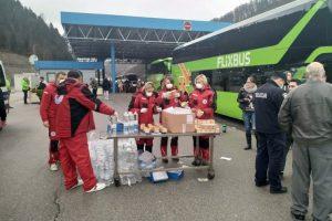 Aktivnosti Društva Crvenog križa Krapinsko-zagorske županije na GP Macelj
