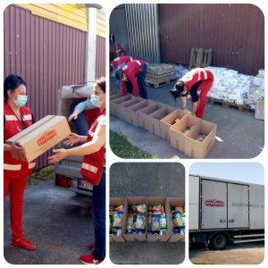 Društvo Crvenog križa Krapinsko-zagorske županije nabavilo 500 paketa