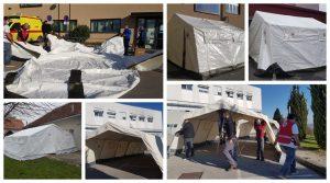 Posudba šatora