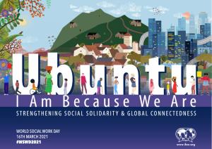 """""""Ja sam, dakle mi (je) smo""""- Međunarodni dan socijalnog rada"""