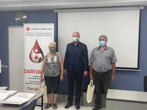 Obilježavanje Svjetskog dana darivatelja krvi